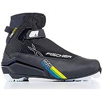 Fischer XC Comfort Pro–Black Yellow 17/18, 48
