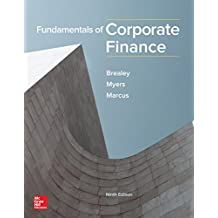 Fundamentals of Corporate Finance (Mcgraw-hill/Irwin Series in Finance, Insurance, and Real Estate) (English Edition)