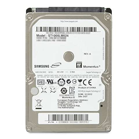 Samsung/Seagate - ST1000LM024 Momentus Spinpoint M8 Disque dur interne 2,5''