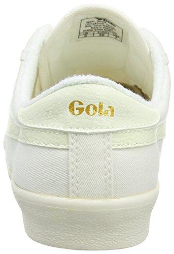 Gola Tennis, Stivaletti Donna Avorio (Off White/off White)