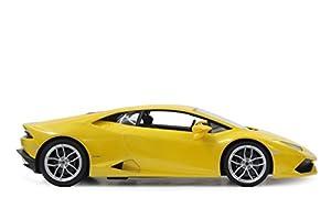 Jamara Lamborghini Huracan LP610 Remote Controlled Car - Juguetes de Control Remoto (Níquel-Metal hidruro (NiMH), 600 mAh, 4,8 V, 160 mm, 319 mm, 85 mm)
