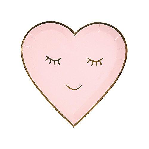 Meri Meri Blushing Heart Teller