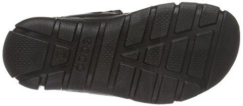 Ecco Unisex-Kinder Intrinsic Sandal, Schwarz (51052BLACK/Black), 36 EU -