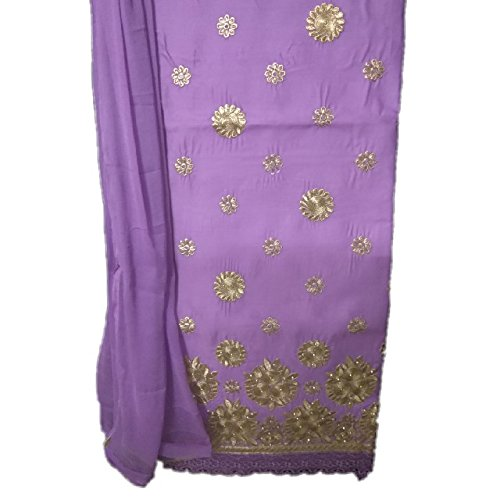 Rps Globe Traditional Beautiful and Attractive Purple Color Cotton Unstiched Salwar Suit...