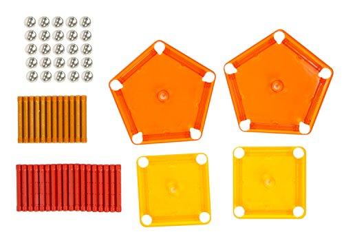 geomag colour set 64 pieces - Geomag Color 64 Pieces