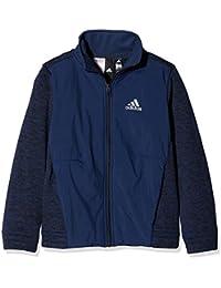 c48cc5a832f2 Suchergebnis auf Amazon.de für  Adidas Jacke Blau - 152   Jungen ...