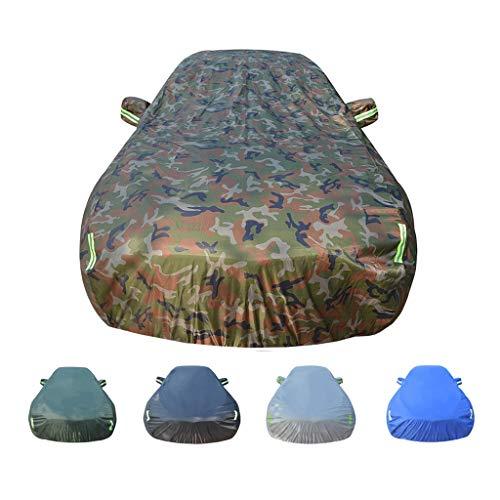 Autoabdeckung Kompatibel mit Mercedes-Benz 280SEC Convertible Car Cover Regenschutz wasserdicht Winddicht UV-Schutz Staubdicht Car Cover Oxford Cloth Car Cover (Color : Camouflage Colour)