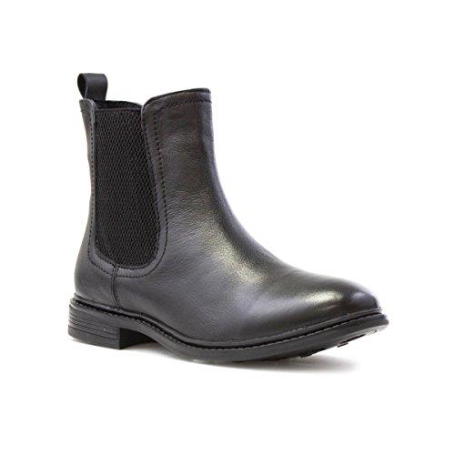 Heavenly Feet ,  Damen Chelsea Boots Schwarz