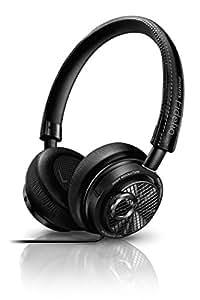 Philips Fidelio M2L Kopfhörer (Hi-Res Audio, Lightning Anschluss, geeignet für Apple Geräte) schwarz