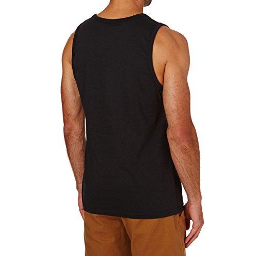 Volcom Shatter BSC TT Shirt, ärmellos Black