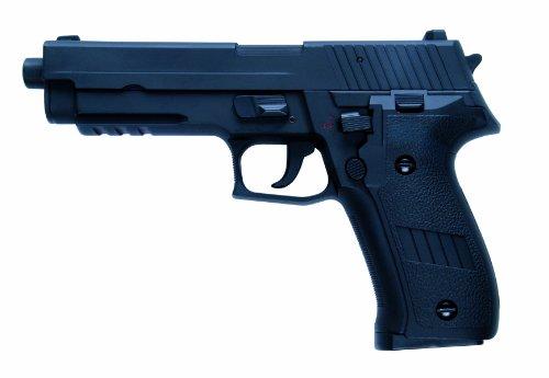 GSG Softair Pistole P226 Metalslide, schwarz, 202949 des Herstellers GSG