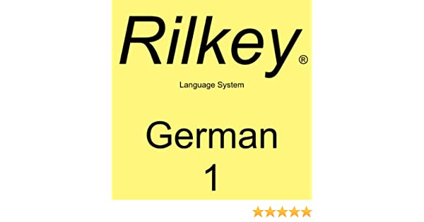 Learn German Dialogues: Level 1: Rilkey Language Systems (Audio