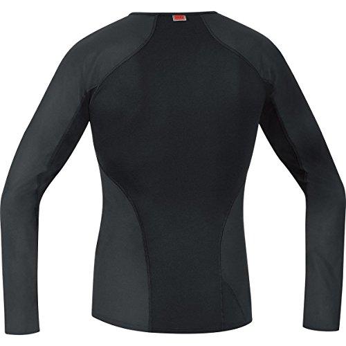 GORE BIKE WEAR Herren Thermo-Unterzieh-Shirt, Langarm, Stretch, GORE WINDSTOPPER - 2