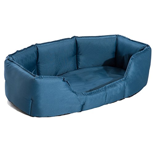PawHut Cama Perros Gatos Impermeable Lavable Tipo