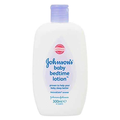 Johnsons Baby-Schlafenszeit Lotion 300ml - 3er-Pack (Lotion Net)