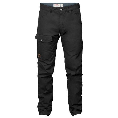 FJÄLLRÄVEN Herren Greenland Jeans Regular M, Black, 48