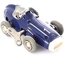 Schuco Mr 1043 Mercedes Bleu Original
