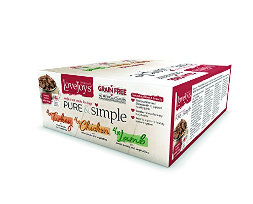 lovejoys-pure-and-simple-variety-pack-chicken-turkey-and-lamb-dog-food-trays-12-x-395-g