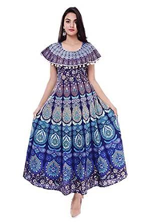 Dhruvi Women'S Maxi Dress