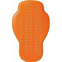 Tucano Urbano 8006 D3O - Protector de espalda para bolsillo, color naranja, talla única
