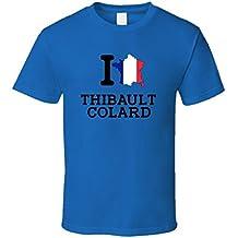 I Love Thibault Colard France Rowing Olympics T Shirt XXXX-L