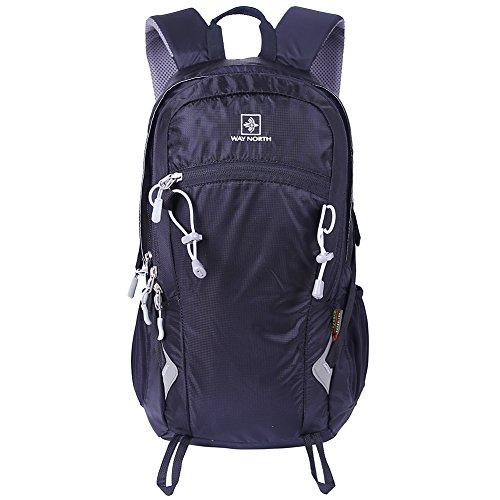 EGOGO Outdoor-Rucksack Wandern Rucksack Camping Tasche Travel Daypack S2708 Schwarz
