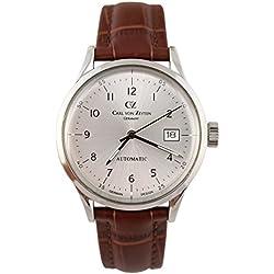 Carl von Zeyten Waldburg Men's Automatic Watch CVZ0001SL