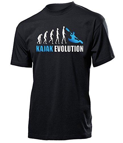 KAJAK EVOLUTION 619(H-SW-Weiss-Blau) Gr. XXL