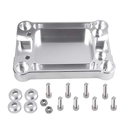 Car Accessories Shifter Box Base Plate Fit for Honda Civic Integra K20 K24 K Series Swap