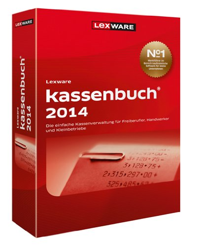 Lexware Kassenbuch 2014 (Version 13.00)