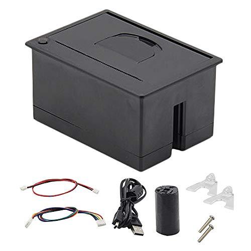 Shumo Eingebetteter 58 Mm Thermo Drucker mit USB Anschluss (Rs232) für Den POS ATM Quittung Ticket Barcode