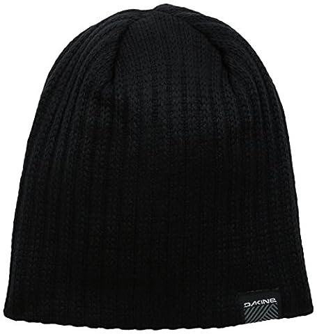 DAKINE Herren Mütze Vert Rib, Black, One size, (Rib Cap)