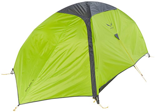 Salewa Atlas LLL Tentes Mixte Adulte, Cactus/Grey
