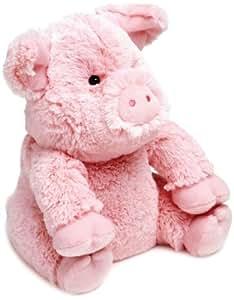Intelex Cozy Plush Microwaveable Warmer -  Pig
