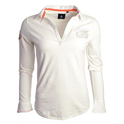 Gaastra-Polo Gaastra Bianco palmavela per donna bianco XL
