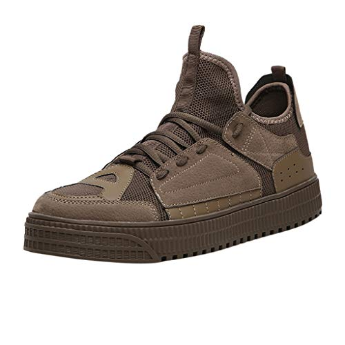 High Help Hip Hop Uomo Street Dance Scarpe Casual Marea Scarpe Sneaker Uomo Sneakers Scarpe Sportive Streetwear Basket Scarpe da Lavoro Alte all'aperto Sneakers
