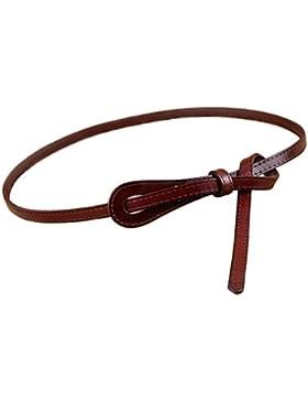 Señoras Decoración Vestido Bien Cinturón,Elegante Camisa Anudado Cinturón Distribución Vestido Decoración Cinturón