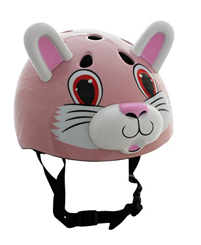 pink-cat-rabbit-childrens-safety-cycling-skating-scooter-bike-helmet-suitable-ages-3-11