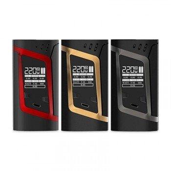 Preisvergleich Produktbild SMOK Alien Box 220W TC Mod Akkuträger Farbe Silber