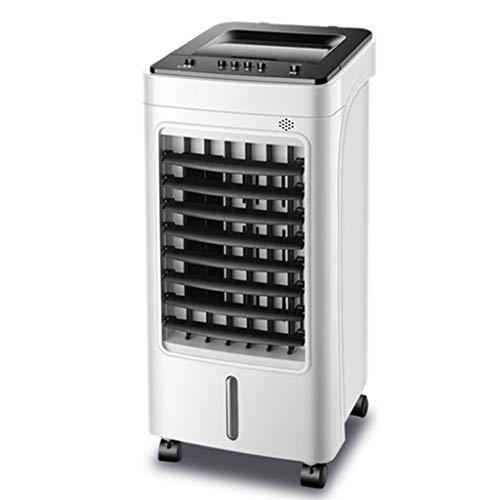 LFLFGXQ Tragbarer Luftkühler Leiser, mobiler Multifunktions-Klimaanlagenlüfter Luftkühlungslüfter Wasserkühlungslüfter für Schlafsaalfamilien,Mechanical