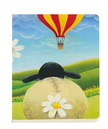 A6 pecora e mongolfiera Notebook Lucy by Pittaway 0,00 cm (. Cheeky Little Outing cm, a righe.
