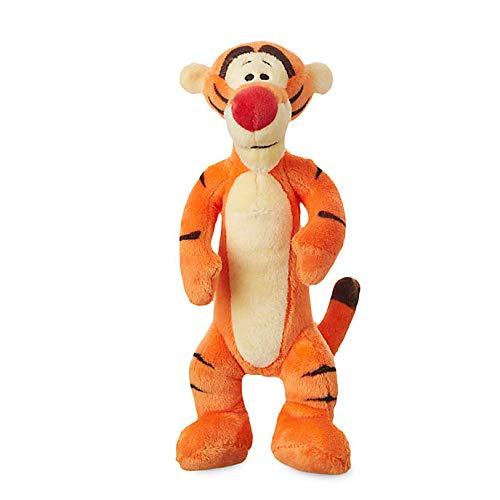 Offizielles Disney Winnie the Pooh - Tigger 24 cm Weiches Plüschtier