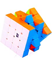 D Eternal QiYi Cube Combo of Qidi S 2x2 & Warrior W 3x3 high Speed Magic Cube