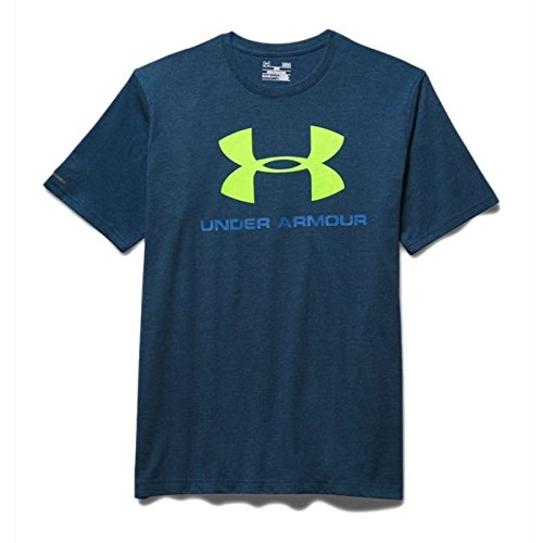 Under-Armour-Cc-Sportstyle-Logo-Camiseta-Hombre