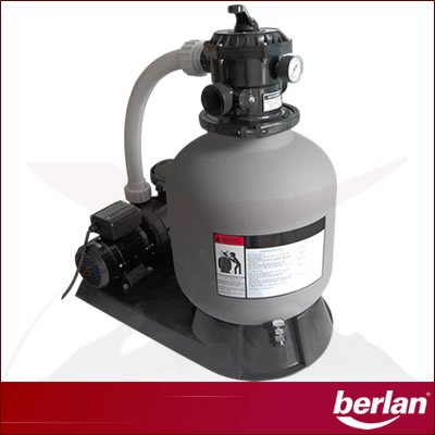 Berlan Sandfilteranlage BSFA8000-45 - 2