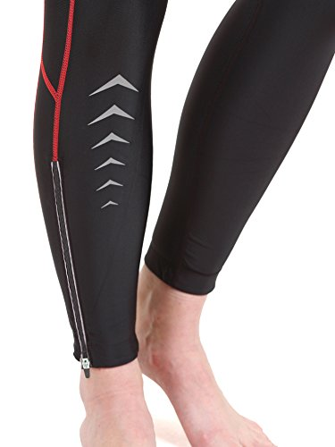 41CLN9wbofL - Ultrasport Women's Thermodynamic Tights, Full-Length, Quick-Drying, Lined