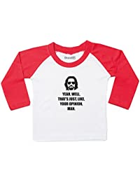 Brand88 - Yeah, Well, That's Just, Like, Your Opinion, Man Camiseta De Contraste