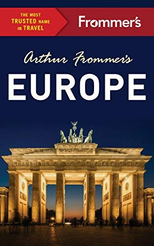 Arthur Frommer's Europe (Color Complete Guide) by Arthur Frommer (2015-10-20)