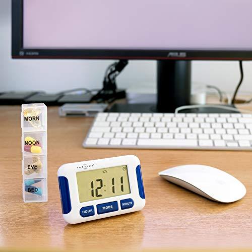 41CLOtvWpeL - TabTimer, Recordatorio de Píldoras Parkinsons, con hasta 8 alarmas al día, La Ayuda de Medicamentos Esenciales para el Parkinsons.
