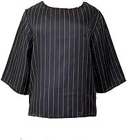 VLADIMIR KARALEEV Т-Shirt Bluse aus Viscose